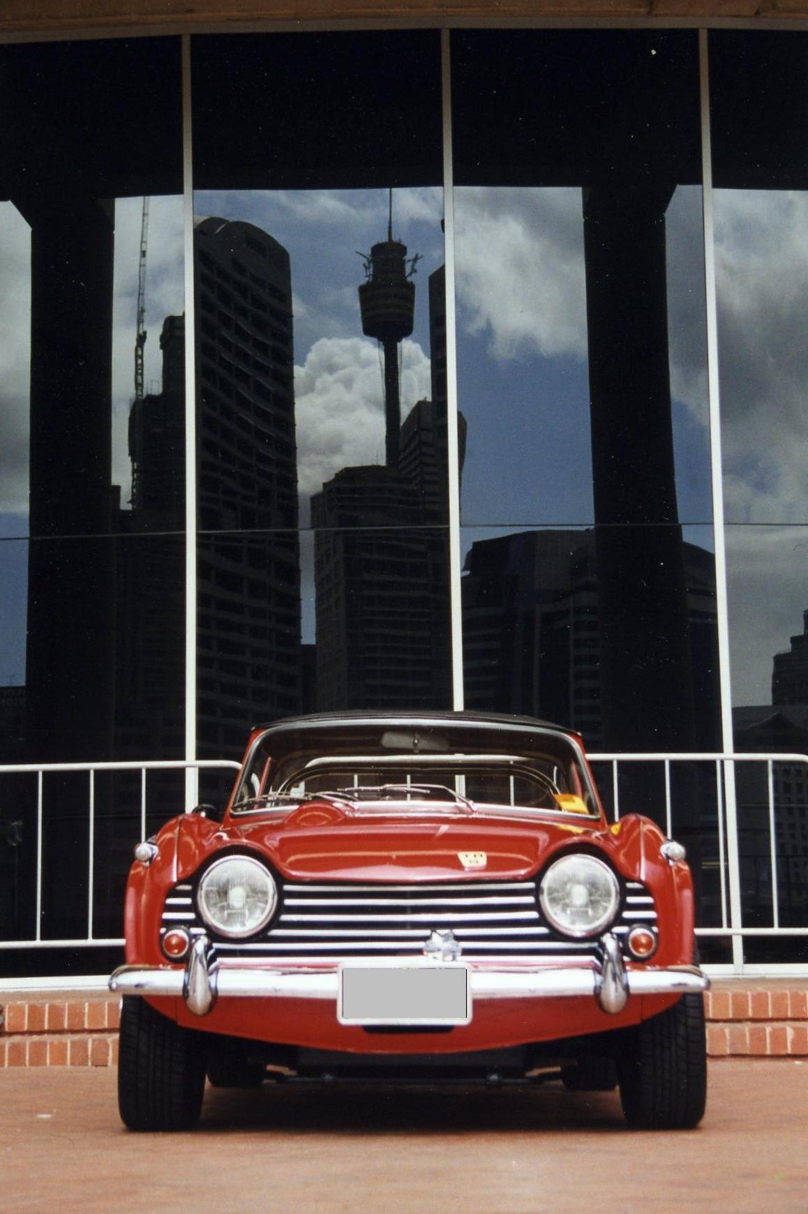 Trumph Parts Repairs Restoration David Clark Automotive